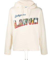 ivory greetings logo hoodie