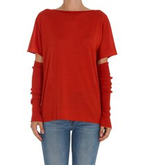 roberto collina t-shirt with sleeves