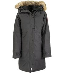 canada goose shelburne parka graphite jacket