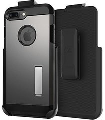 "encased belt clip holster for spigen tough armor case - apple iphone 7 4.7"" (cas"