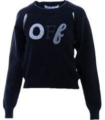 off-white off-white sweater