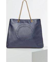 skórzana torba typu shopper model lily