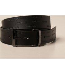 emporio armani belt emporio armani belt in reversible leather
