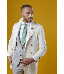 nils jas - slim fit - beige