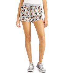 disney juniors' mickey mouse drawstring shorts