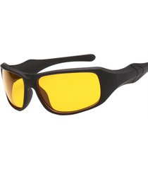 gafas sol conduccion anti brillo uv400 at002 negro amarillo