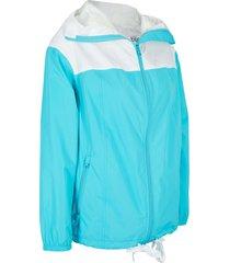 giacca outdoor a collo alto (bianco) - bpc bonprix collection