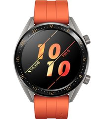 reloj vibrante huawei watch gt, seguimiento de movimiento