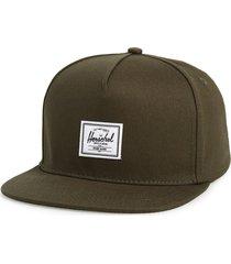 men's herschel supply co. dean snapback baseball cap - green