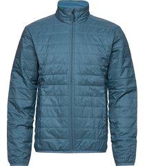 mens hyperia lite jacket fodrad jacka blå icebreaker