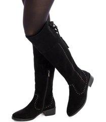 botas para mujer xti color negro xti - negro