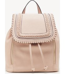women's destin backpack vegan leather new blush one size from sole society