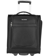 "ricardo la jolla 16"" softside rolling carry-on"