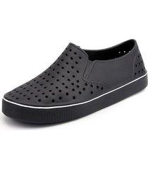 nuevo estilo antideslizante sandalias de fondo grueso hombres baotou