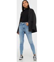 calvin klein jeans ckj 010 high rise skinny skinny