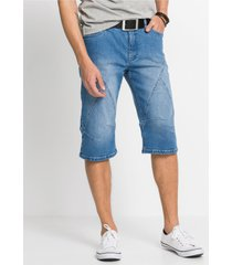 lange jeans bermuda, regular fit