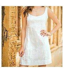 cotton dress, 'celebration' (india)