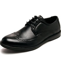 oxford negro kenneth cole west wing tip