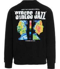 pleasures stress jazz premium sweatshirt