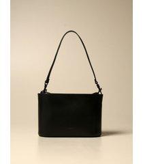 marsell shoulder bag marsèll mandorlato bag in leather