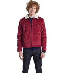 velour corduroy jacket