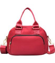 spalla causale leggera della borsa delle donne borsa crossbody borsas
