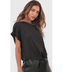 camiseta dimy amarração preta