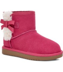 koolaburra by ugg kid's victoria mini booties women's shoes