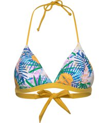 goa triangle push up bikinitop multi/mönstrad missya