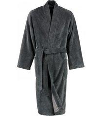lago badjas 800 uni kimono men antracite-58 / 60