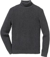 pullover dolcevita regular fit (grigio) - bpc selection