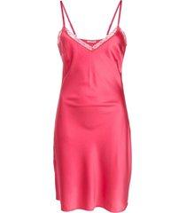 morgan lane vestido sienna - rosa