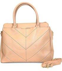bolsa emporionaka satchel feminina
