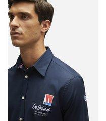 camicia in cotone oxford