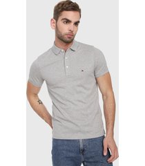 polo gris tommy jeans