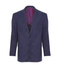 blazer masculino live af00 - azul