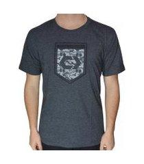 camiseta code military masculina