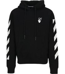 off white agreement hoodie