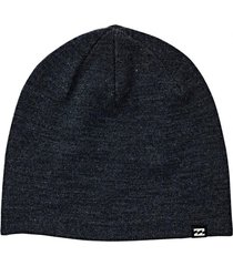 gorro all day azul petróleo billabong
