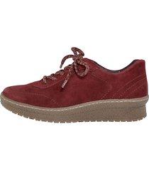 skor semler röd