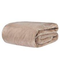 cobertor queen living 2,20 m x 2,60 m - home style