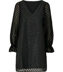 klänning vipuffin l/s dress