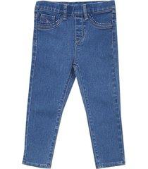 jeans jegging denim i beba azul corona