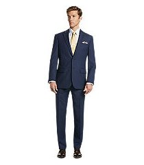 travel tech collection mini box weave slim fit men's suit separate jacket - big & tall by jos. a. bank