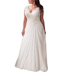 plus size wedding dress open back 2017,ivory wedding gown,bridal dress cheap