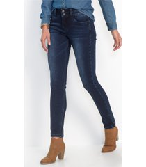 corrigerende stretch jeans, slim