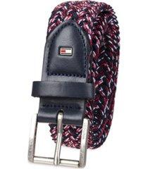 tommy hilfiger big boys comfort flex stretch braided belt