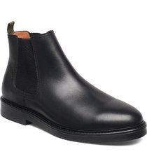 redmond shoes chelsea boots svart playboy footwear