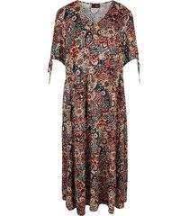 jurk miamoda multicolor