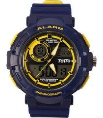 reloj analogo digital 10 atm veragua